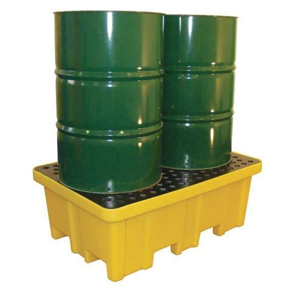 Spill Pallets & Trays