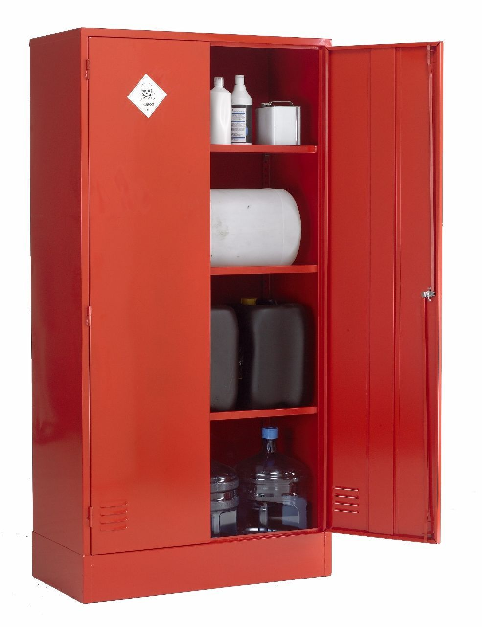 Pesticide & Agrochemical Cabinets